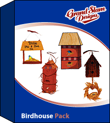 Birdhouse Design Package