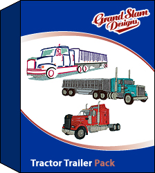 Tractor Trailer Package