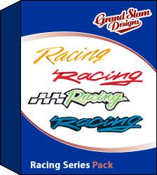 Racing Series Designs Package