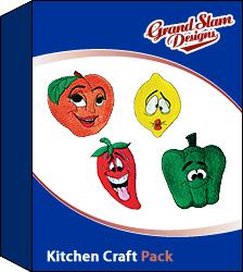 Kitchen Craft Design Package