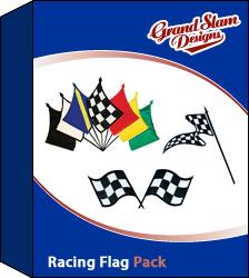 Racing Flag Designs Package