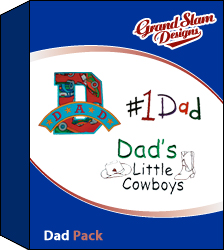 Dad Designs Package