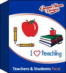 School - Teachers & Students