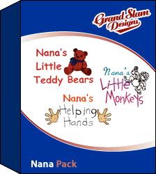 Nana Designs Package