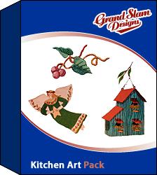 Kitchen Art Package