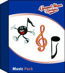 Music Designs Package