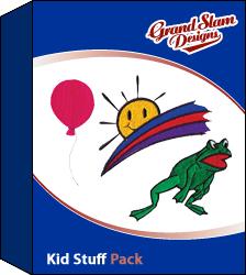 Kid Stuff Designs Package