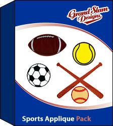 Sports Appliques