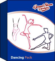 Dancing Designs Package