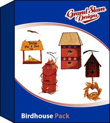 Birdhouse Design Package