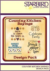 country kitchen sayings pack - Kitchen Sayings