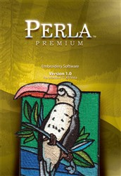 Perla Premium Digitizing Software