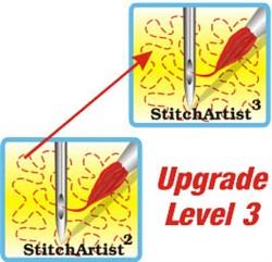 StitchArtist Level 3 Upgrade Software