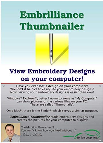 Serial Number For Embrilliance Thumbnailer