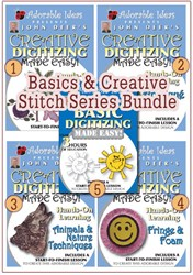 Creative Digitizing Bundle