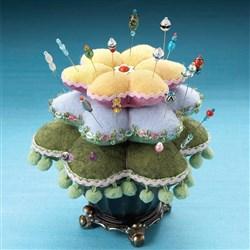 Posh Pincushions: Floral