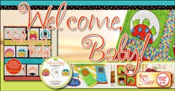 Welcome Baby! – Nursery Projects