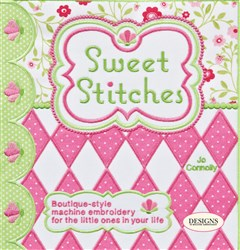 Sweet Stitches - Something Special for Little Girls