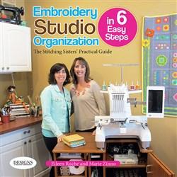 Embroidery Studio Organization