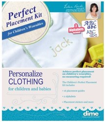 Childrens Perfect Placement Kit