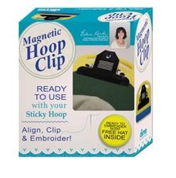 Magnetic Hoop Clip