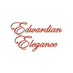 AMD Edwardian Elegance embroidery font