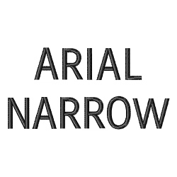 Arial narrow regular: download for free, view sample text, rating.