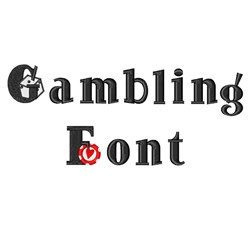 Gambling font styles ben lee gamble everything for love chords
