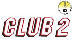 Club 2 1.75in embroidery font