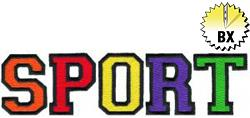 Sport 1.98in embroidery font