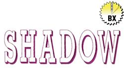 Shadow 3.50in embroidery font
