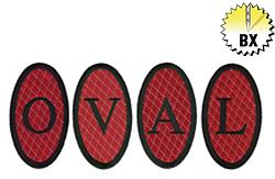Oval Applique 4.79in embroidery font