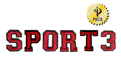 Sport 3 embroidery font