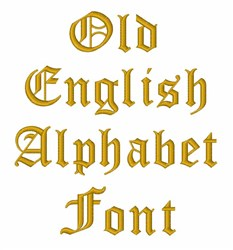 engravers old english font free download