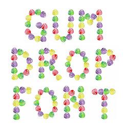 Gum Drop Font embroidery font