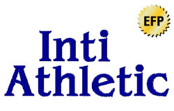 Inti Athletic embroidery font