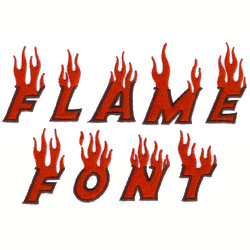 flame font - Ataum berglauf-verband com