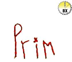 Prim Alphabet 0.83in embroidery font