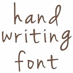 Fonts for Machine Embroidery | EmbroideryDesigns com