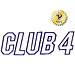 Club 4 embroidery font