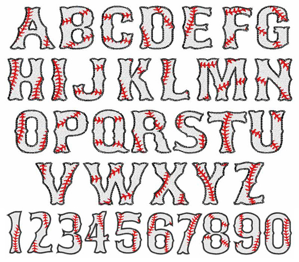BASEBALL Font by Embroidery Patterns Home Format Fonts on ... on word art wedding, word art crochet, word art rubber stamps, word art t shirts, word art cross stitch, word art sewing, word art jewelry, word art appliques, word art home, word art buttons, word art drawing designs, word art printables, word art flowers, word art gifts, buffalo designs, word art embroidery software, word whim, word art craft,
