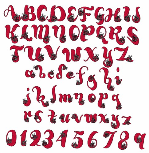Ladybug Font By Windmill Designs Home Format Fonts On