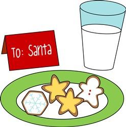 Christmas Cookies print art