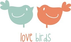 Love Birds print art