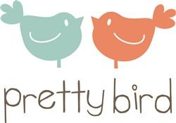 Pretty Bird print art