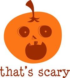 Thats Scary print art