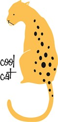 Cool Cat print art