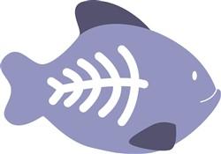 X-Ray Fish print art