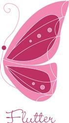 Flutter print art