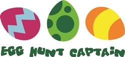 Egg Hunt Captain print art